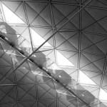 atap bandara yang ramah cahaya