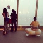 melihat Hong Kong dari Sky100