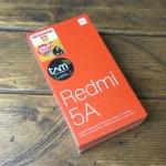 kardus Xiaomi Redmi 5A