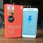 MIUI 9 pada Xiaomi Redmi 5A
