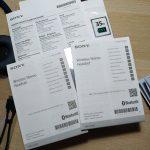 buku panduan dan informasi service center Sony