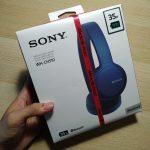 kemasan Sony WH-C510