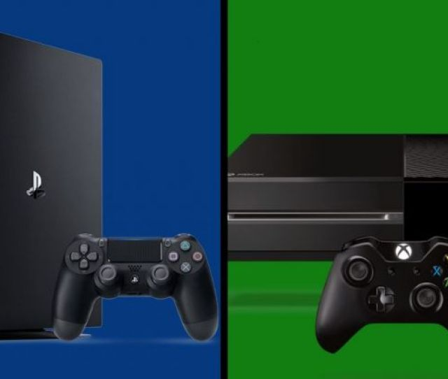 Playstation And Xbox Users Will Now Be Able To Play Against Each Other Joe Co Uk