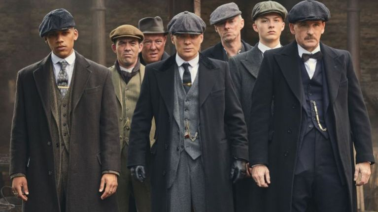 Image result for peaky blinders