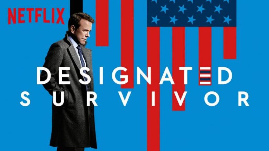 Image result for DESIGNATED SURVIVOR