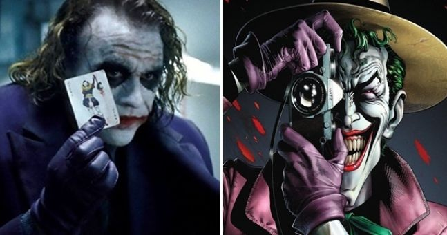 The New Film About The Joker Will Take The Character In A