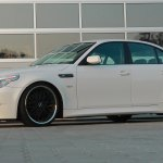 Bmw 5 Series E60 M5 Limousine Tuning Pd M5 Style Aerodynamic Kit Royal Wheels Gt Black In 8 5x20 10x20 M D Exclusive Cardesign