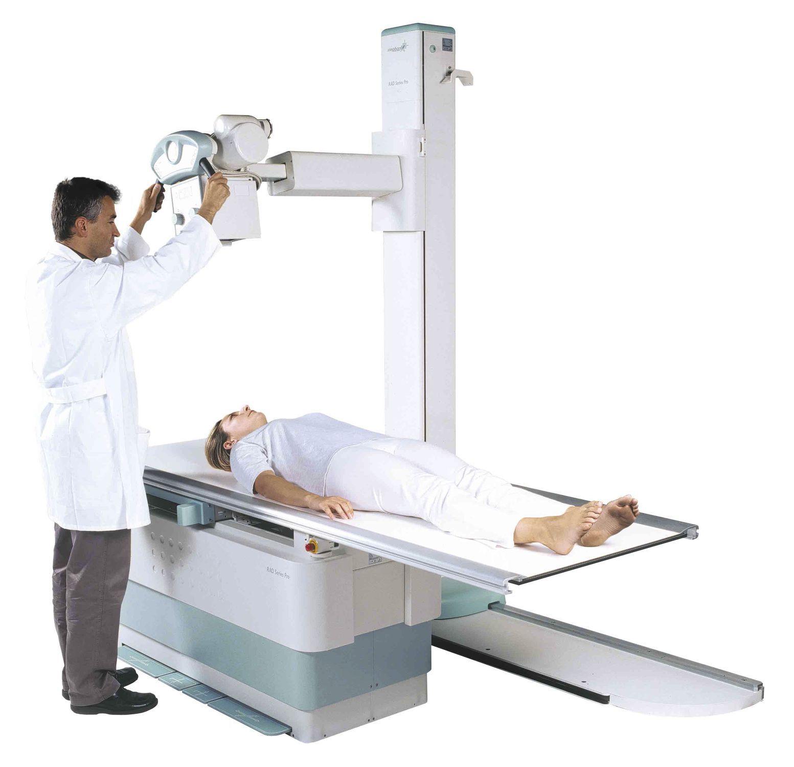 Radiography system / digital / analog / for multipurpose radiography - RAD Series Pro DReam - Stephanix