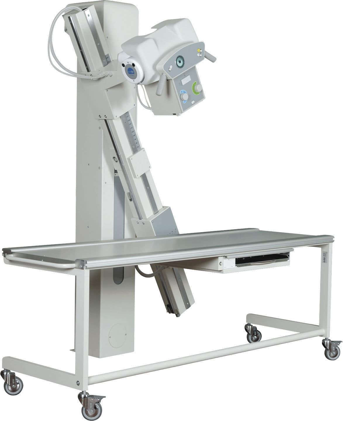 Radiography system / analog / for multipurpose radiography / with swiveling tube stand - Ares RC M - MS Westfalia