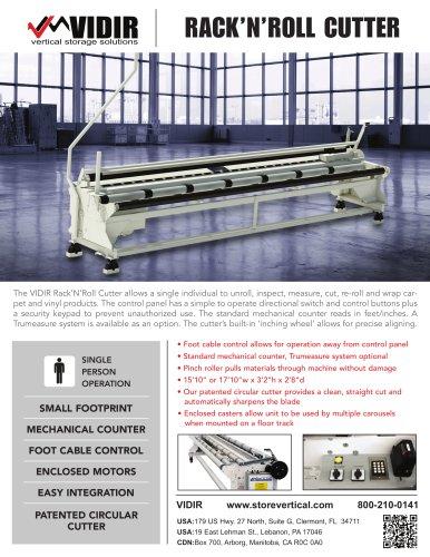 rack n roll cutter vidir pdf