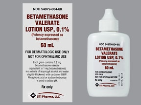 Betamethasone Valerate Topical Uses Side Effects