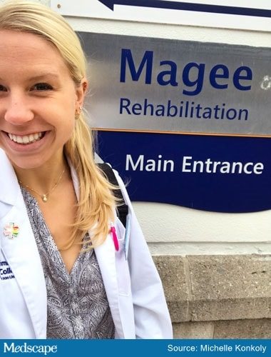 Paralympian Overcomes Spine-Breaking Fall to Pursue Medicine 4