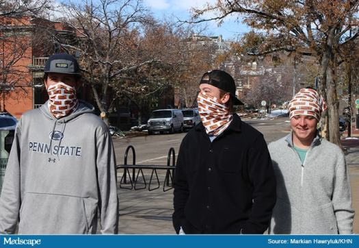 States' Face-Covering Mandates Leave Gaps in Protection 2