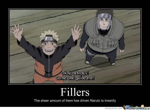 Naruto Shippuden All Fillers – Vscad