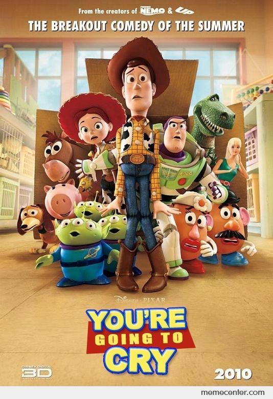 This Should Have Been The Title Of Toy Story 3 By Ben Meme Center