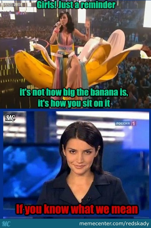 A Friendly Message From Katy Perry By Recyclebin Meme Center