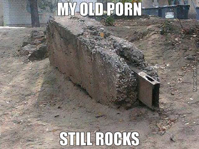 And My Old Pc Still Rocks Too By Rjpf Meme Center