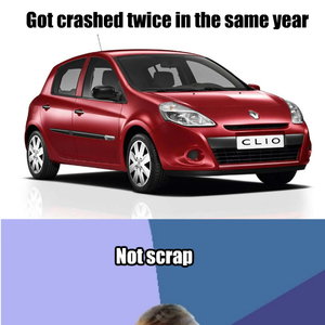 Good Car Renault Clio By Maxyoughal Meme Center