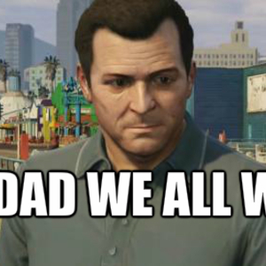 Gta 5 Michael By Minutman Meme Center