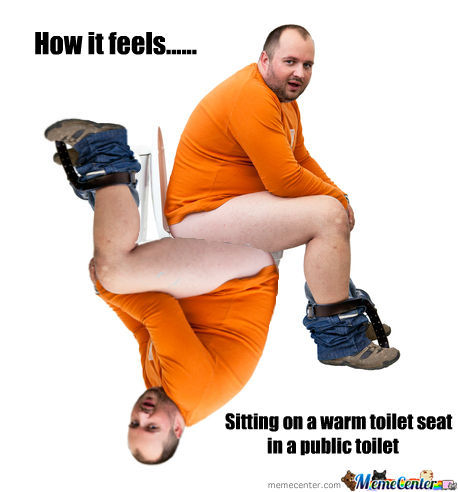 I Ll Take A Cold Seat Everytime By Jarvister Meme Center