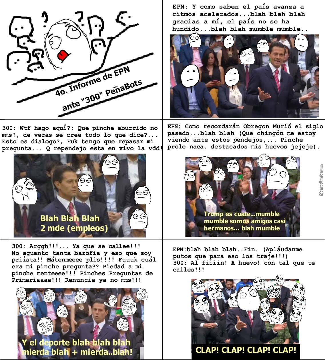 Meme About The President Of Mexico By Ehekatl Meme Center