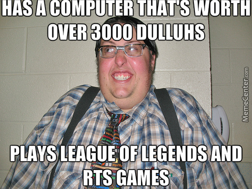 Nerds And Their Expensive Computers By Sir Applepie Meme Center