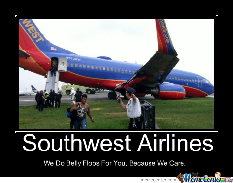 Southwest Airlines Rules