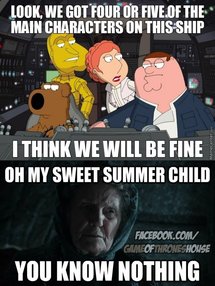 Sweet Summer Child By Rob Lucci Meme Center