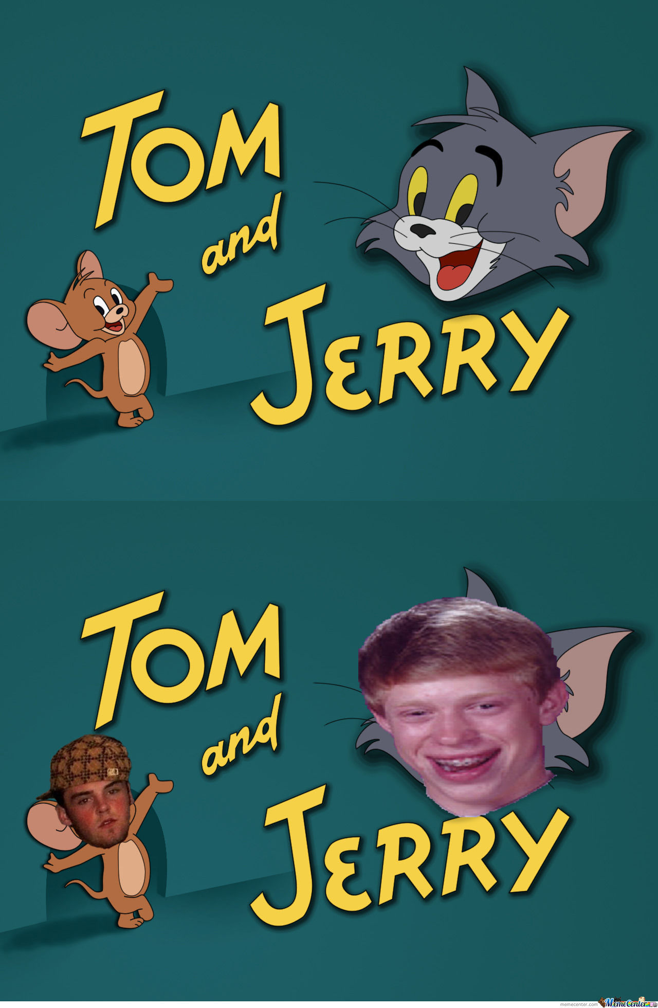 Tom And Jerry S Reality By Anordinaryperson Meme Center