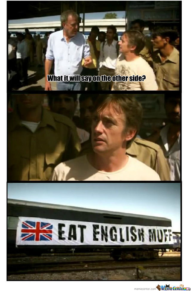 Top Gear Trolling In India By Cosmin10 Meme Center