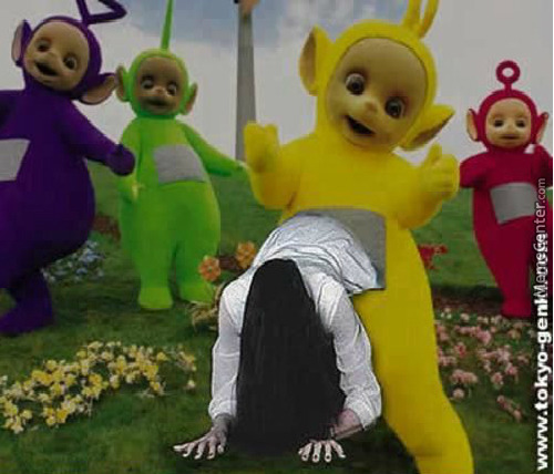 What Is More Scary The Ring Or Teletubbies By Jevra035 Meme Center
