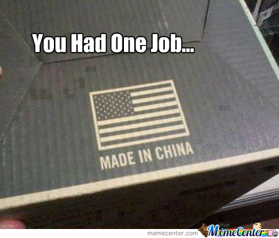 You Had One Job Meme Dank Joke Poster By Strangestreet Redbubble