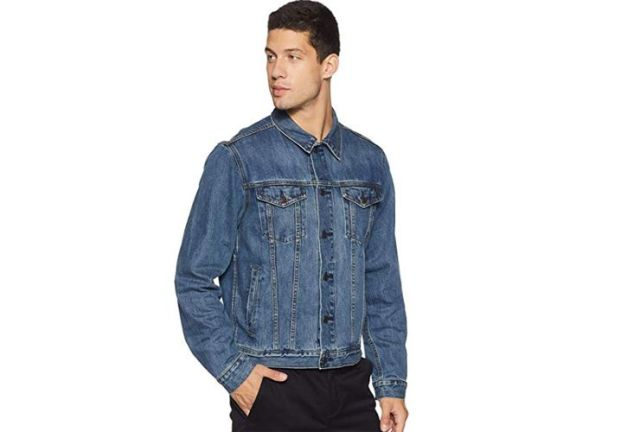 Blue Denim Jackets- Quicktrendz