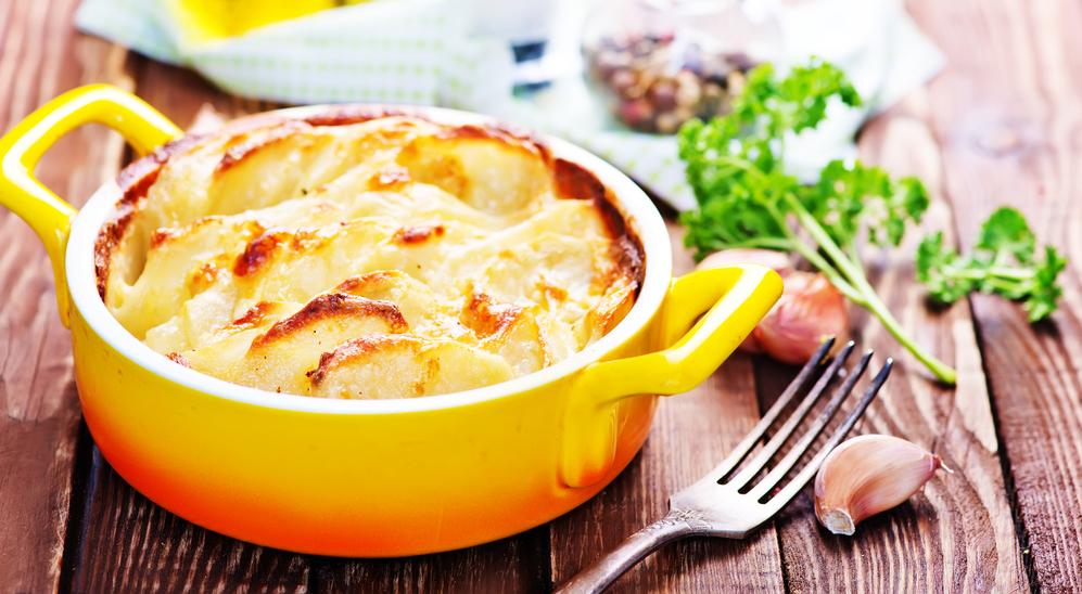 cocottes de pommes de terre au fromage a raclette
