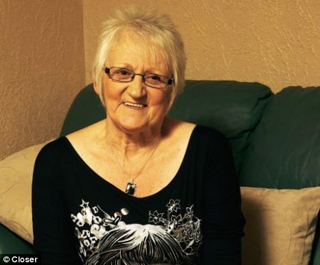 Age no barrier: Carol Bone has met men on 13 dating websites