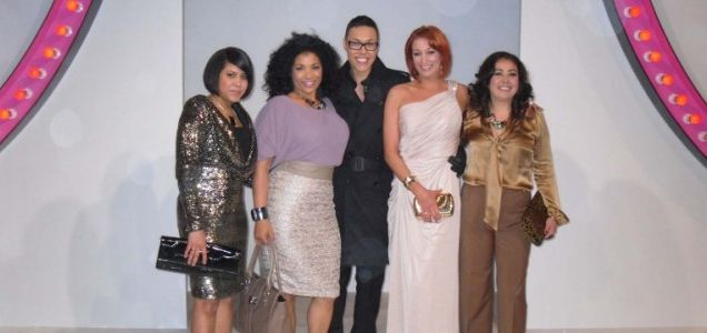 Gok Wan, telling the ladies of Liverpool how to look good (Channel 4)