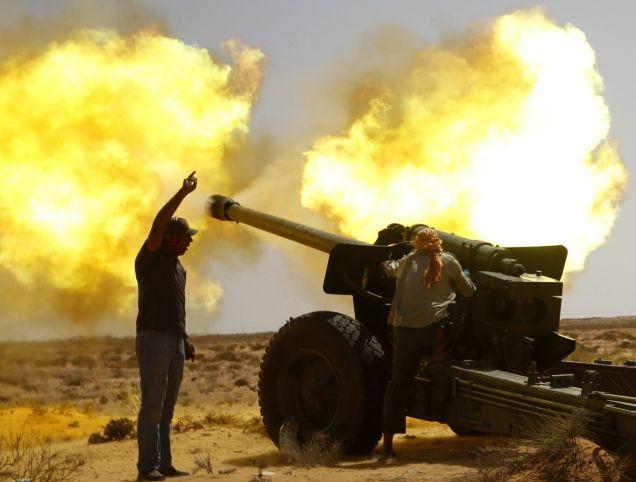 libya revolution sirte