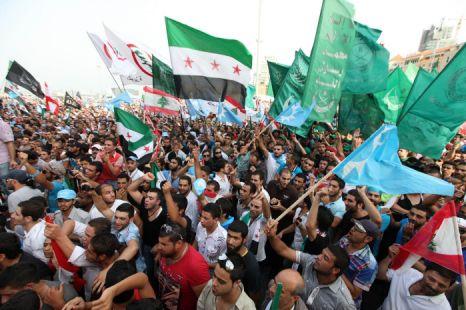 Syria, Lebanon