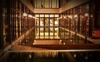 台中》aqua水相餐廳之超浪漫水光饗宴(環境篇)
