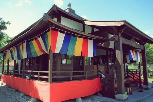花蓮》三級古蹟慶修院,台灣唯一保存完整的日式寺院