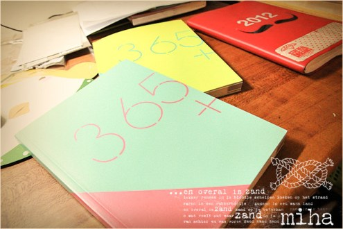 ● 2013手帳分享:365好好記make your own diary