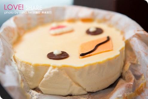 團購》諾亞半熟蛋糕專門店:把黃色小鴨吃進肚子裡,滿到爆炸的草莓特別版