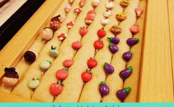 ● 送禮推薦:創意市集-球哩球球,超可愛手工黏土飾品