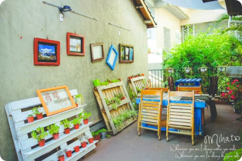 台中》中興一巷綠光計畫Green Ray:勤美綠園道周邊外拍新景點 自來水老宿舍