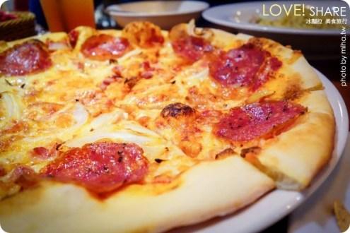 台北》「卡布里喬莎」大份量朋友聚餐餐廳 義式料理 超值好吃(南港citylink)