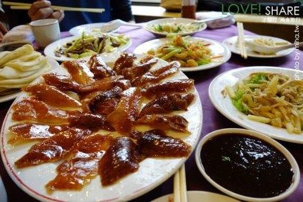 台北 ▌中山站的聚餐好餐廳:天廚菜館,快可以擰出水的肥滋滋北平烤鴨