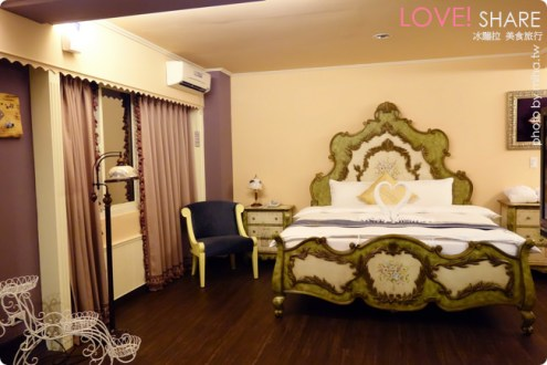 台中》伊麗莎白酒店:交通方便近市中心秋紅谷勤美綠園道的古典平價飯店