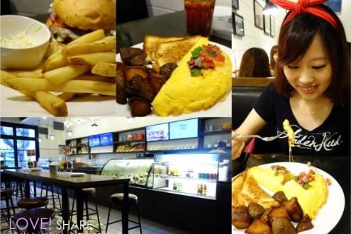 台北》士林有wifi/有插座/無用餐時間限制餐點又很美味的1Bite2Go Cafe