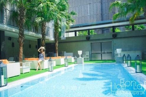 台中》約會餐廳首選Beluga:有超美泳池的法式餐酒館 讓你款待最重視的人