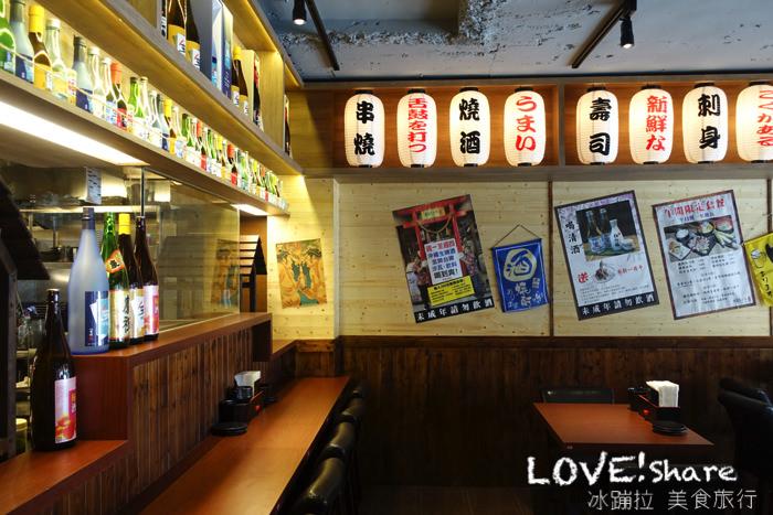狗一下居酒屋,東區居酒屋,東區聚會餐廳,台北酒吧,台北餐廳